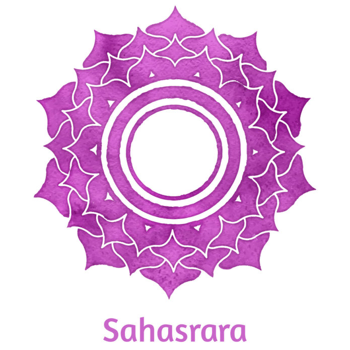 Barbara Sinclair Energy For the New Year Crown Chakra