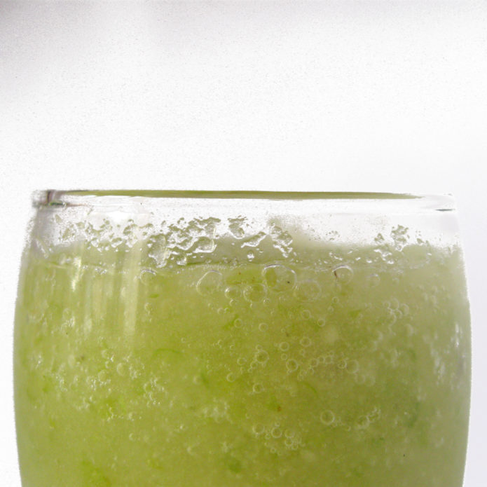 Recipe of the Month Super Green Smoothie