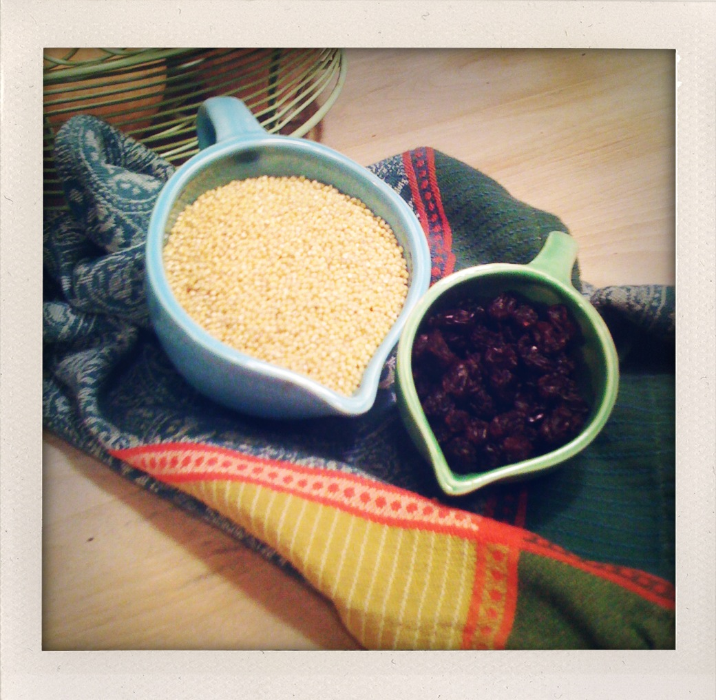 Healthy Food of the Week: Millet Barbara Sinclair