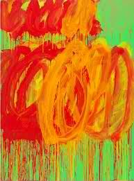 Waking the Sleeping Artist Barbara Sinclair Cy Twombly small pic