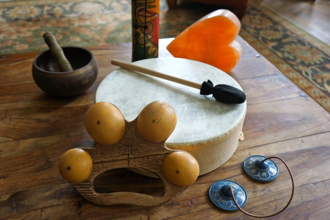 Barbara Sinclair Blog Holiday 'Tis the Season for Nurturing healing instruments
