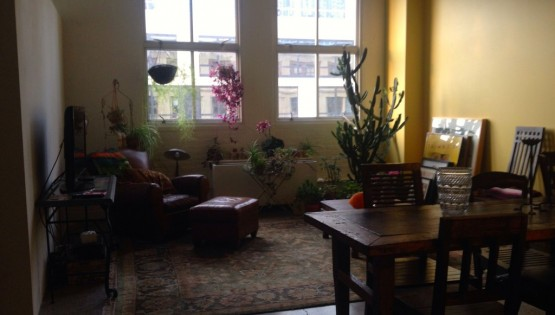 What a difference New Jersey Loft Apartment