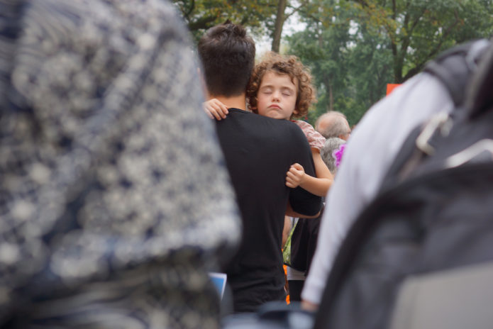 When Your Body Speaks, Listen Barbara Sinclair Climate March