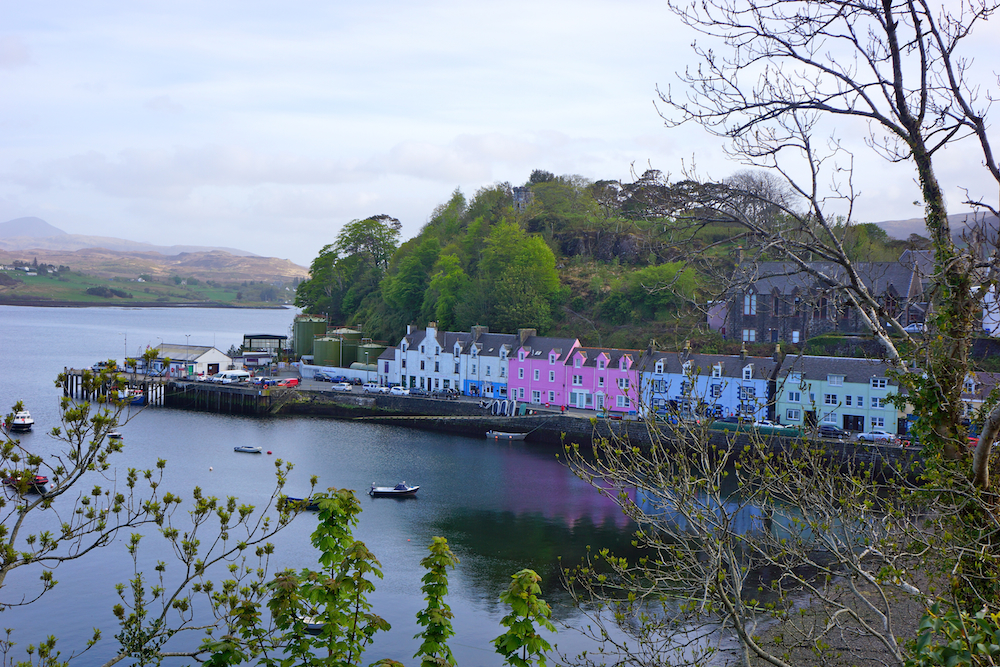 Barbara Sinclair, Portree, Isle of Skye, Scotland, Haste Ye Back