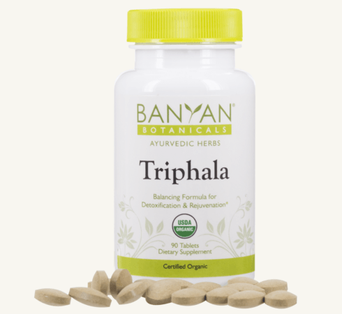 Cleansing Triphala Tablets Barbara Sinclair Holistic Health