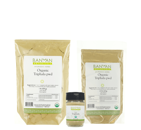 Cleansing Triphala Powder Barbara Sinclair Holistic Health