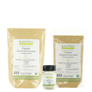 Vitality Shatavari Powder by Banyan Botanicals, Barbara Sinclair Holistic Health & Healing