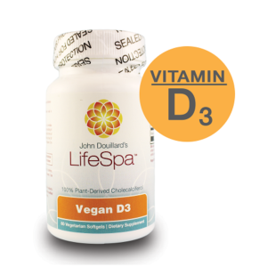 LifeSpa's Vitamin D3 Vegan Barbara Sinclair Holistic Health & Healing