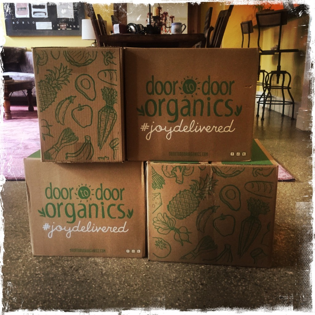 LOUISVILLE, Colo(BUSINESS WIRE)--Door to Door Organics, a leading natural and organic online grocery delivery service, announced the launch of a new meal planning service today in New Jersey.