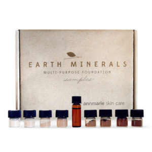 Earth Minerals Foundation Sample Kit, Annmarie Gianni, Barbara Sinclair Holistic Health & Healing