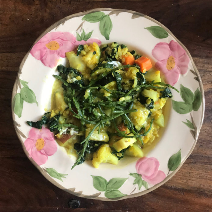 Kitchari for One, Barbara Sinclair Holistic Health and healing