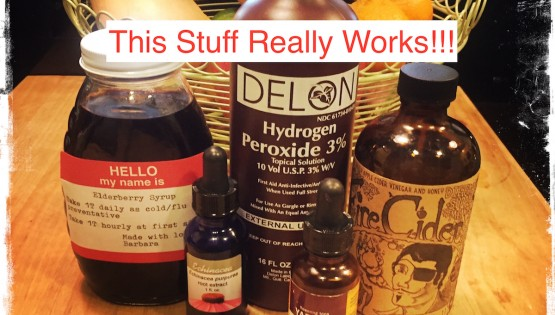 No Need to Suffer Through Days of Feeling Sick - This Stuff Really Works! Barbara Sinclair Holistic Health & Healing, remedies for cold/flu
