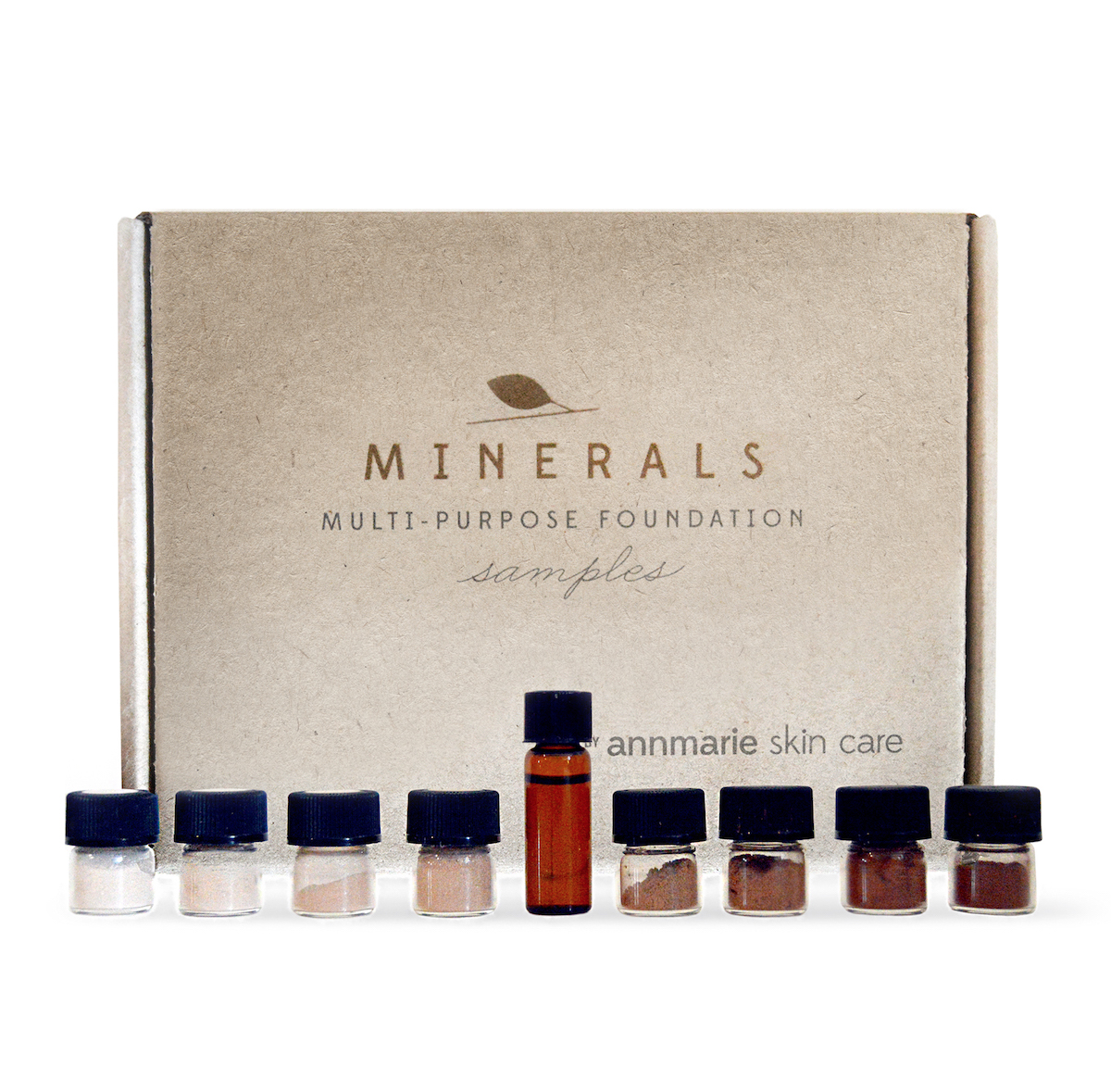 Minerals Multi-Purpose Foundation, by Annmarie Gianni, Barbara Sinclair Holistic Health Shop