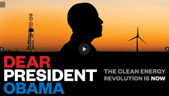 """Dear President Obama"" film, article by Barbara Sinclair"