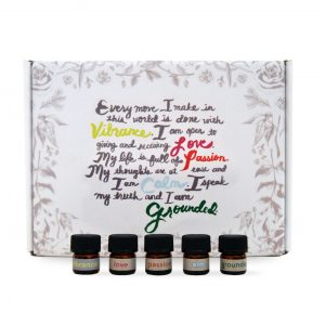 Essential Oil Blends (Sample Kit) by Annmarie Gianni, Barbara Sinclair Holistic Health, Aromatherapy