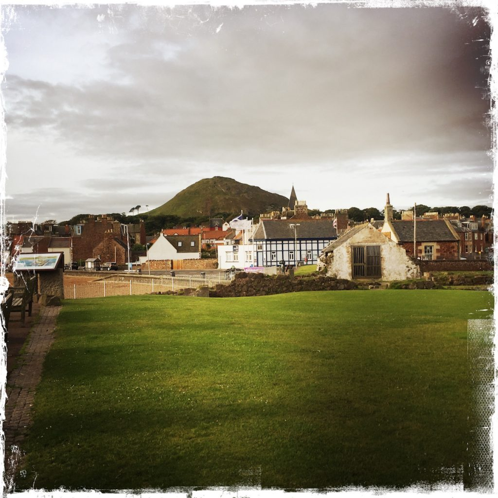 Leaving Expectations Behind, Barbara Sinclair, North Berwick Law