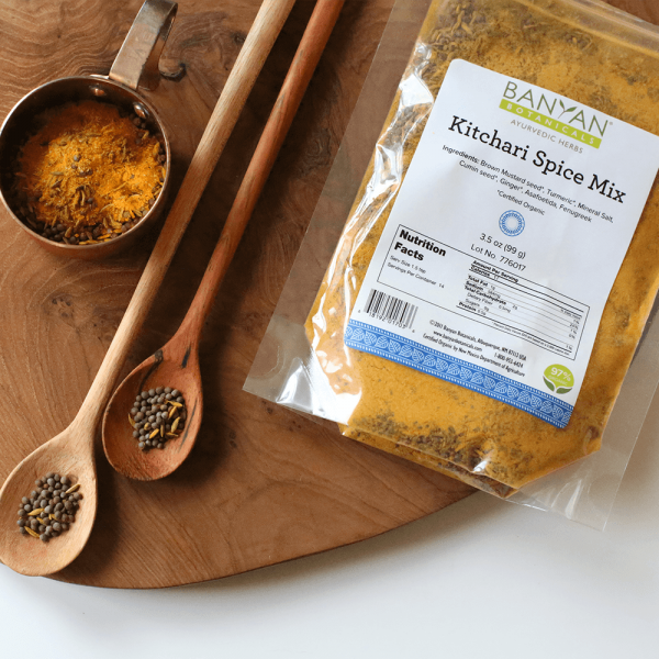 Cleanse Kitchari Recipe Spice Mix, Barbara Sinclair Holistic Health & Healing