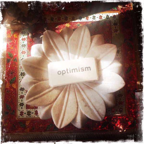 Optimism Greeting Card Gallery View Barbara Sinclair Holistic Health and Healing