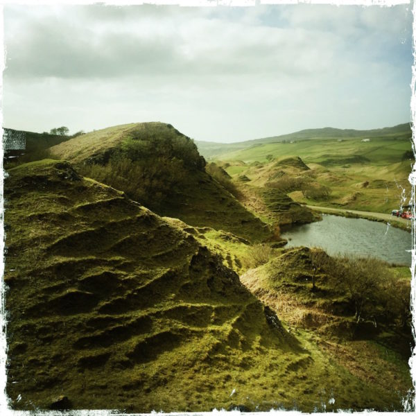 Fairy Glen, Isle of Skye, Scotland, Photo by Barbara Sinclair