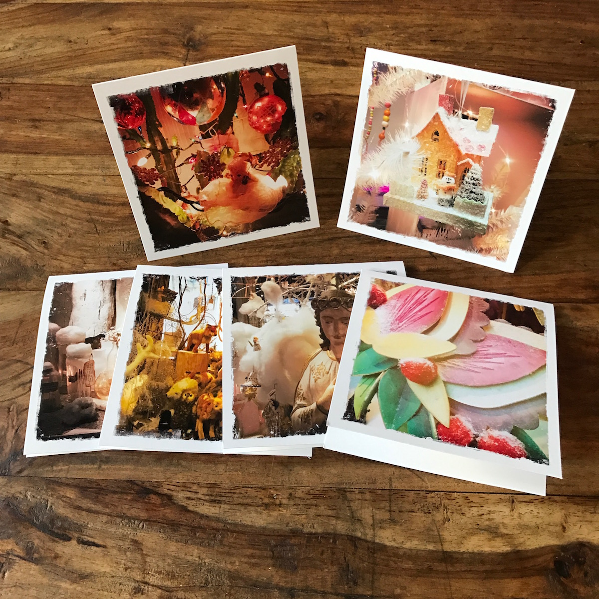 Holiday Multipack Note Cards, Photos by Barbara Sinclair