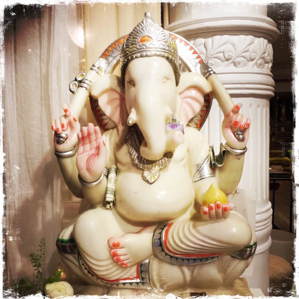 Ganesh, photo by Barbara Sinclair
