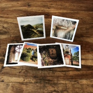 Barbara Sinclair I love Scotland Multipack Note Cards Healing Gifts
