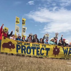 Standing in Solidarity With the Water Protectors at Standing Rock