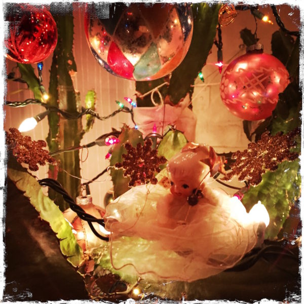 Precious Ornament Note Card, photo by Barbara Sinclair