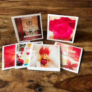 Be My Valentine Multipack Note Cards, Photos by Barbara Sinclair