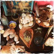 Altar Love for Mother Nature