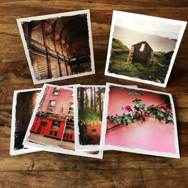 I Love Ireland Multipack Note Cards, Photography by Barbara Sinclair