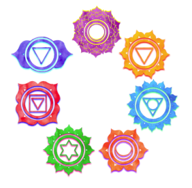 Seven Chakras, Barbara Sinclair Holistic Health and Healing